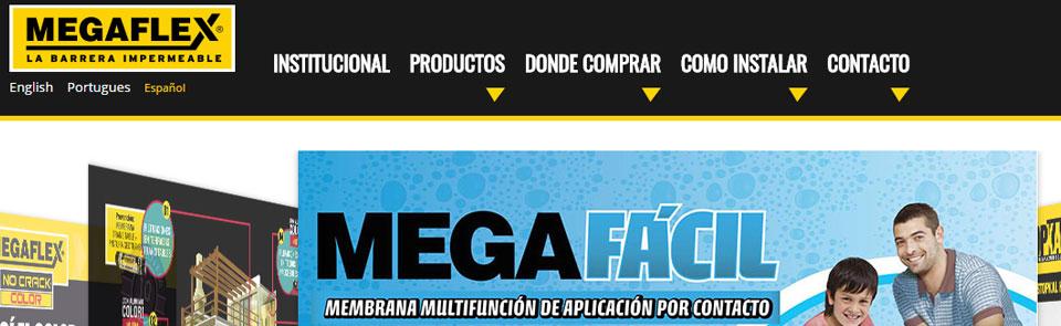 Megaflex. Membranas